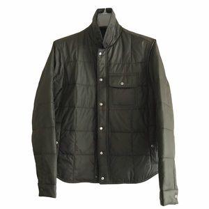 Gap Olive Green Puffer Jacket XS